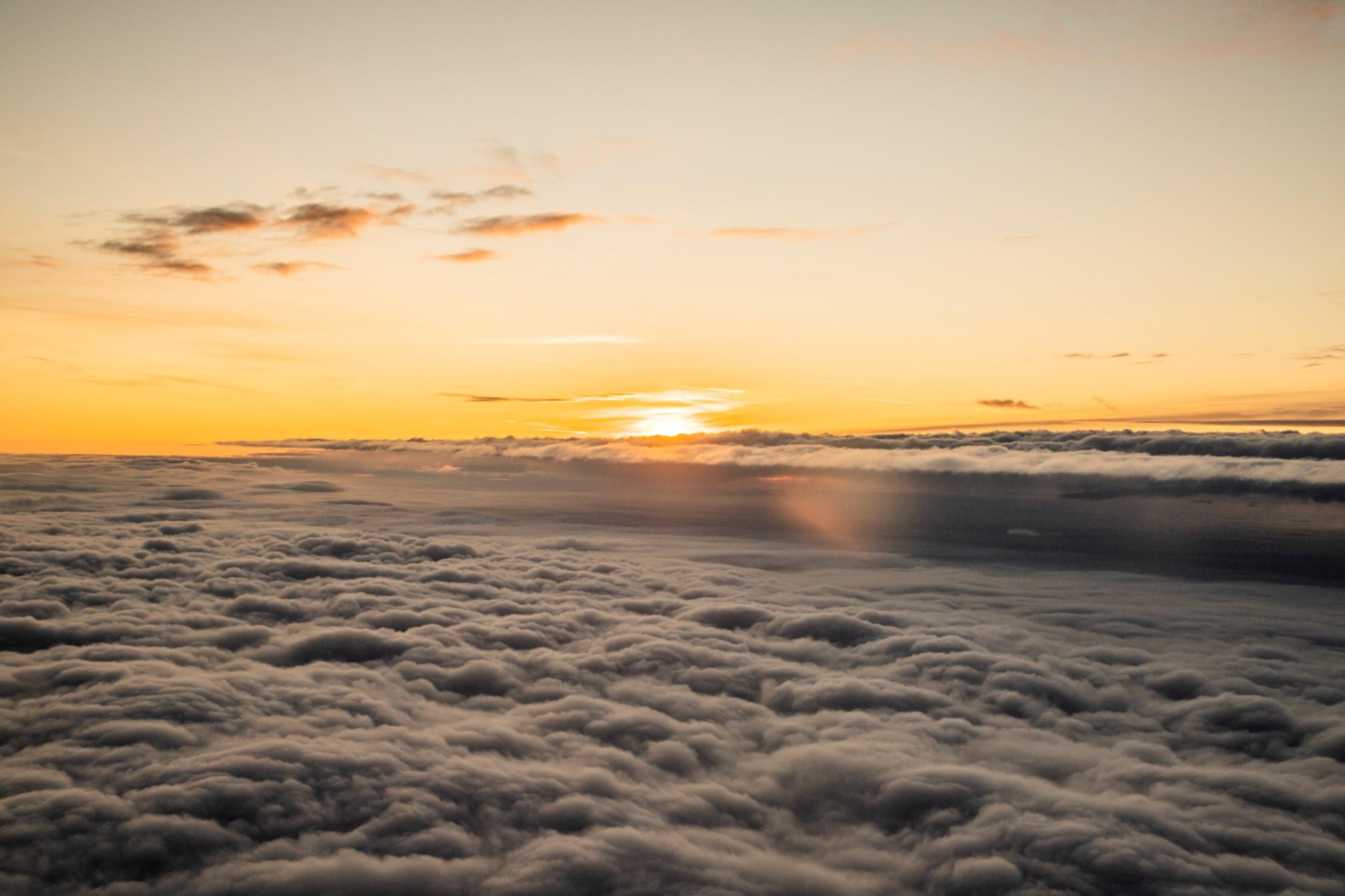Le luci dell'alba - Foto di Giovanni Sato